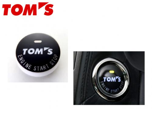 TOM'S PUSH START BUTTON 啟動按鈕 89611-TS001