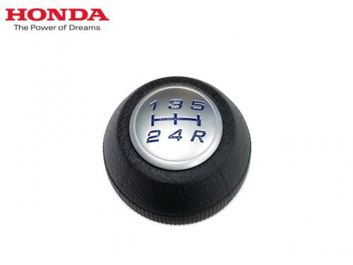 SHIFT KNOB 5MT FIT 藍字5速排檔頭 54102-SLN-013