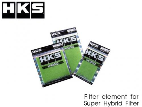 HKS REPLACEMENT AIR FILTER M-SIZE 替換空氣濾芯 70017-AK002