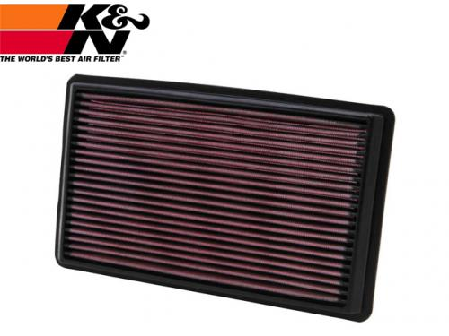 K&N Replacement Air Filter 高流量空氣濾芯 33-2232 SUBARU車系