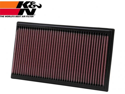 K&N Replacement Air Filter 高流量空氣濾芯 33-2273 JAGUAR XF 2008-2015
