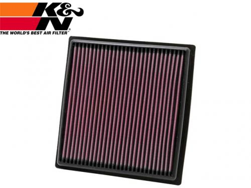 K&N Replacement Air Filter 高流量空氣濾芯 33-2455 LEXUS RX450h 2011-2015