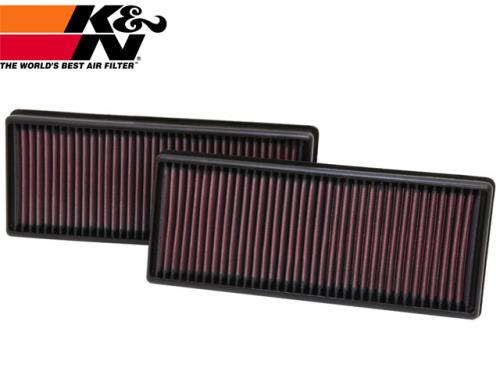 K&N Replacement Air Filter 高流量空氣濾芯 33-2474 MERCEDES-BENZ E63 AMG 2011-2015
