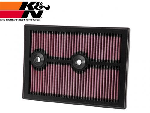 K&N Replacement Air Filter 高流量空氣濾芯 33-3004
