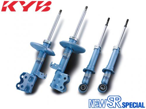 KYB NEW SR 藍筒 避震器組 HONDA ACCORD CR 2013-