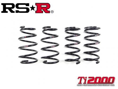 RSR Ti2000 SPRINGS 短彈簧組 HONDA CIVIC TYPE-R FK8 2017-