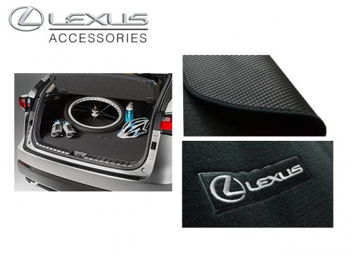 LEXUS NX300h CARPET TRUNK MAT 後車箱置物墊(黑色)