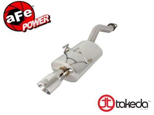 AFE POWER TAKEDA 九代喜美 CIVIC 9 1.8 FB2 專用排氣管尾段