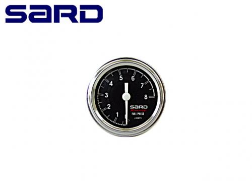 SARD FUEL REGULATOR METER 汽油調壓閥錶 64008