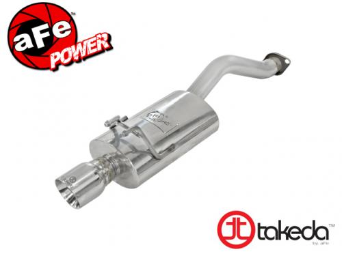 AFE POWER TAKEDA 尾段 HONDA CIVIC FD 8代喜美 2006-2011