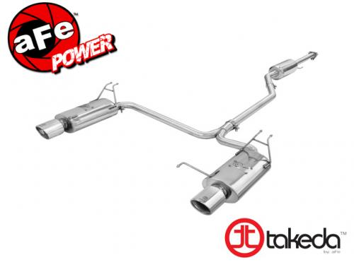 AFE POWER TAKEDA 雙出尾段 HONDA ACCORD COUPE 2008-2012