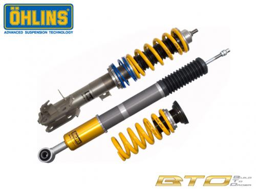 OHLINS BTO COILOVER KIT 避震器組 HONDA FIT GK 2014-