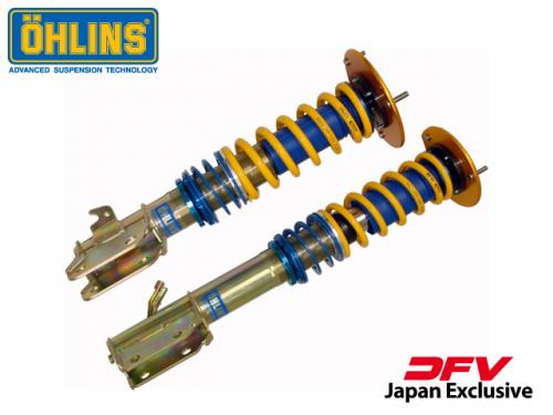 OHLINS DFV COILOVER KIT 避震器組 SUBARU IMPREZA GDB 2003-2007