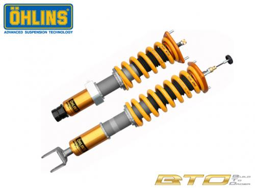 OHLINS BTO COILOVER KIT 避震器組 NISSAN GT-R R35 2007-