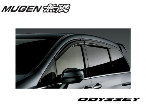 MUGEN POWER 無限 VENTILATED VISOR 晴雨窗 HONDA ODYSSEY 2015-