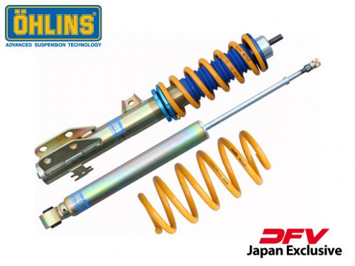 OHLINS DFV COILOVER KIT 避震器組 TOYOTA YARIS 2007-2014
