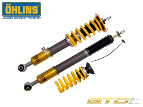 OHLINS BTO COILOVER KIT 避震器組 LEXUS IS300h 2014-