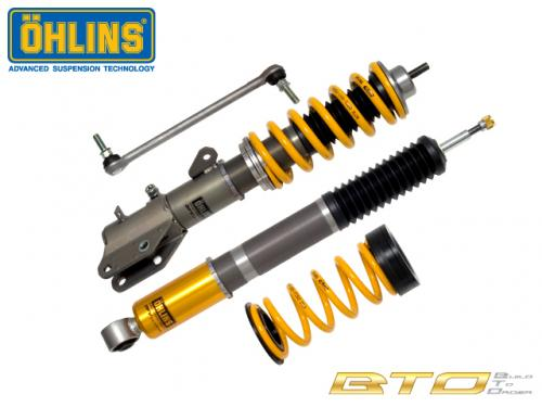 OHLINS BTO COILOVER KIT 避震器組 SUZUKI SWIFT SPORT 2010-