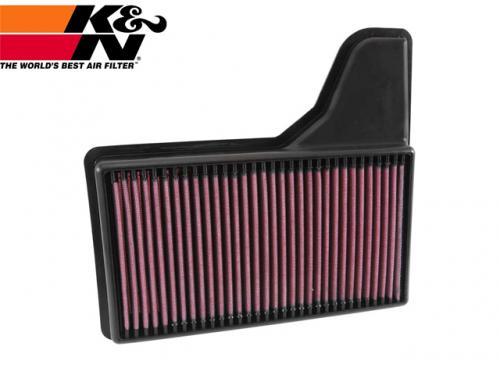 K&N Replacement Air Filter 高流量空氣濾芯 33-5029 FORD MUSTANG 2015-