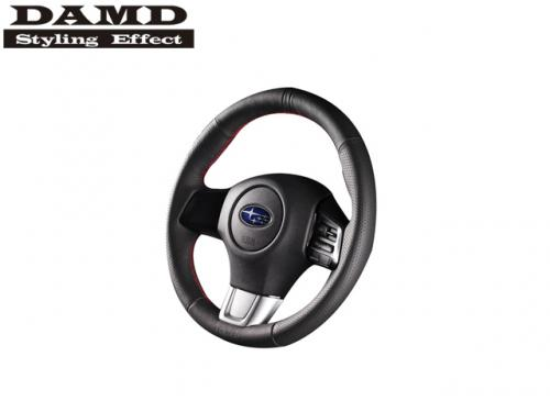 DAMD STEERING WHEEL RED STITCH 紅線方向盤 SUBARU WRX S4 2015-
