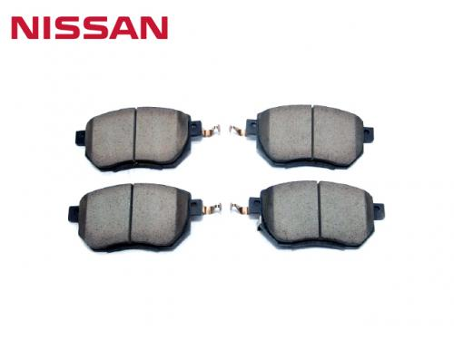 PAD KIT-DISC BRAKE 來令片(後) NISSAN ROGUE 2009-2014