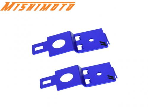 MISHIMOTO RADIATOR STAY(BLUE) 水箱固定架(藍色) SUBARU IMPREZA GD 2001-2007