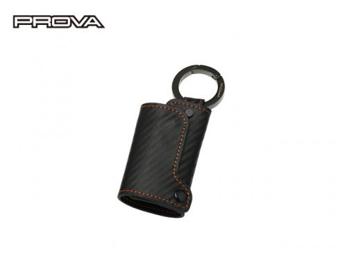 PROVA Access key shroud(Orange) CARBON 鑰匙皮套(橘線) TYPE1 SUBARU LEGACY BR