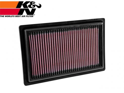 K&N Replacement Air Filter 高流量空氣濾芯 33-3034 MERCEDES-BENZ C250 W205 2015-