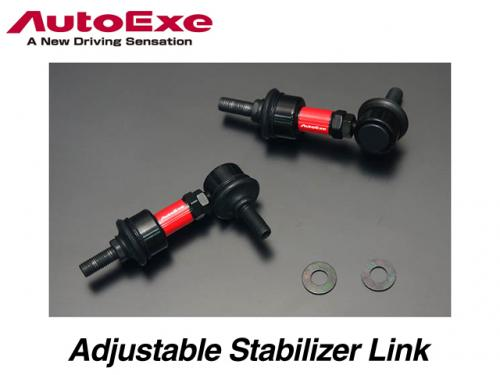 AUTOEXE ADJUSTABLE STABILIZER LINK 李仔串(前一對) MAZDA3 BL 2009-2014