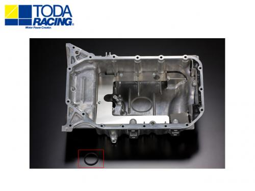 TODA RACING ANTI G FORCE OIL PAN 強化油底殼(抗G力) HONDA CIVIC TYPE-R FN2 2007-2012