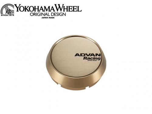 ADVAN CENTER CAP HIGH TYPE 鋁圈中心蓋(最高-金色73mm) PCD114.3/120 V1215