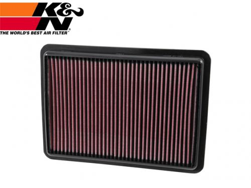 K&N Replacement Air Filter 高流量空氣濾芯 33-5011 ACURA RLX 2014-