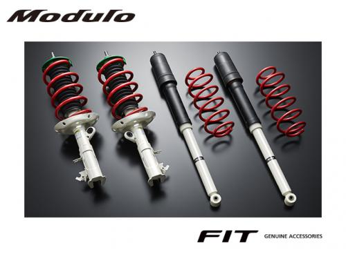 MODULO COILOVER KIT 避震器組 HONDA FIT GK 2014-