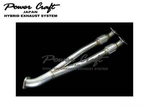 POWER-CRAFT 直通前段 NISSAN GT-R R35 2007-