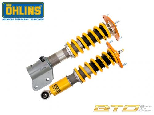 OHLINS BTO COILOVER KIT 避震器組 SUBARU LEGACY BR9 2009-