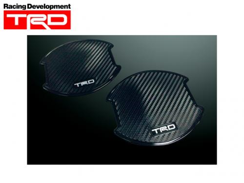 TRD DOOR HANDLE PROTECTOR 門碗片 黑色 (大) MS010-00018