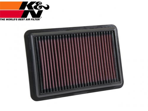 K&N Replacement Air Filter 高流量空氣濾芯 33-5050 HYUNDAI ELANTRA 2017-