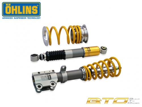 OHLINS BTO COILOVER KIT 避震器組 TOYOTA ALPHARD 2015-