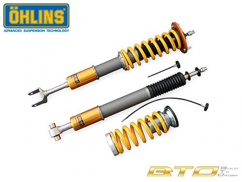 OHLINS BTO COILOVER KIT 避震器組 LEXUS RC200T 2016-
