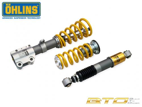 OHLINS BTO COILOVER KIT 避震器組 LEXUS NX200T 2015-