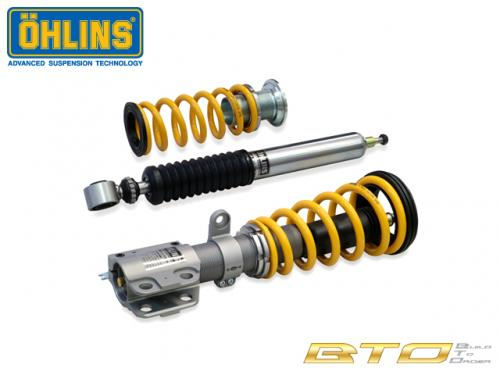 OHLINS BTO COILOVER KIT 避震器組 TOYOTA PRIUS ZVW50 2016-