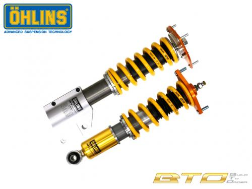 OHLINS BTO COILOVER KIT 避震器組 SUBARU LEVORG 2015-