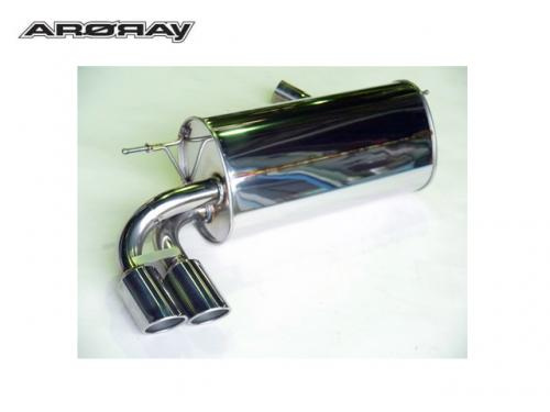 ARQRAY Authorization Exhaust 尾段 BMW F22 220i 2014-