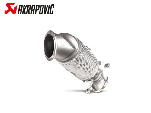 AKRAPOVIC DOWNPIPE W/CAT 當派(含觸媒) BMW F87 M2 2017-