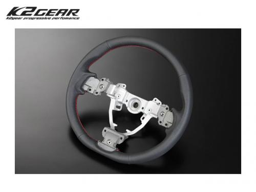 K2GEAR Reiz Sports Steering 360S 紅線方向盤 SUBARU LEGACY BR 2009-2014