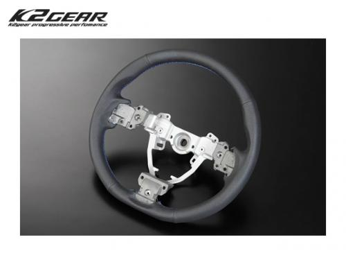 K2GEAR Reiz Sports Steering 360S 藍線方向盤 SUBARU LEGACY BR 2009-2014