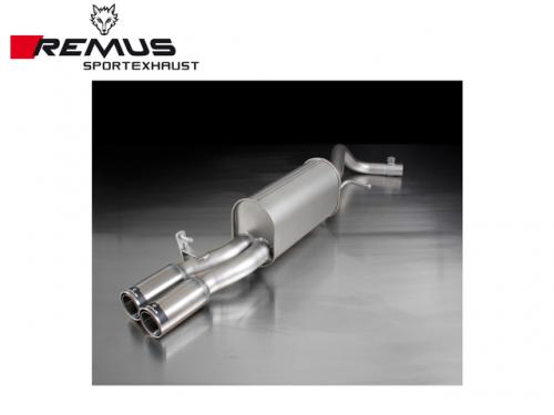 REMUS SPORTS EXHAUST 尾段 AUDI 8X A1 2011-