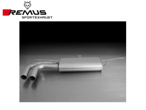 REMUS SPORTS EXHAUST 尾段 AUDI 8V A3 4D 1.4 TSI 2014-