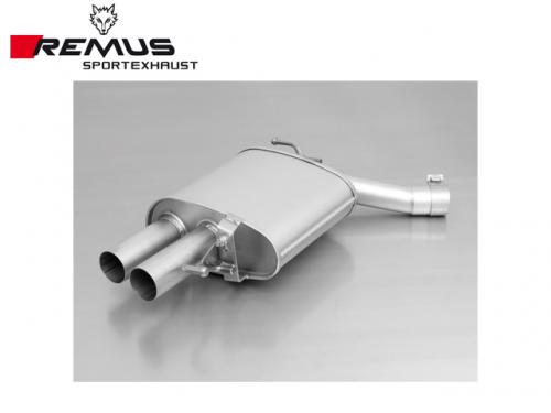 REMUS SPORTS EXHAUST 尾段(含尾飾管) AUDI B8 A4 2.0 TDI 2009-