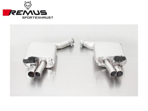 REMUS SPORTS EXHAUST 中尾段 AUDI C7 RS6 2014-